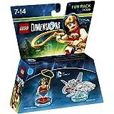 Figurine 'Lego Dimensions' - Wonder Woman - DC Comics