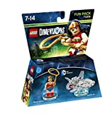 Cheapest LEGO Dimensions  DC Comics  Wonder Woman Fun Pack on PlayStation 4