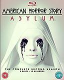 American Horror Story: Asylum - The Complete Second Season (3 Blu-Ray) [Edizione: Regno Unito] [Edizione: Regno Unito]