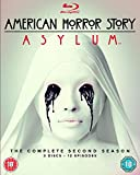 American_Horror_Story:_Asylum_(TV_Series) [Reino Unido] [Blu-ray]