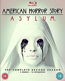 American_Horror_Story:_Asylum_(TV_Series) [Reino Unido] [Blu-ray] by American Horror Story Asylum (B0083UHTGW) | Amazon price tracker / tracking, Amazon price history charts, Amazon price watches, Amazon price drop alerts