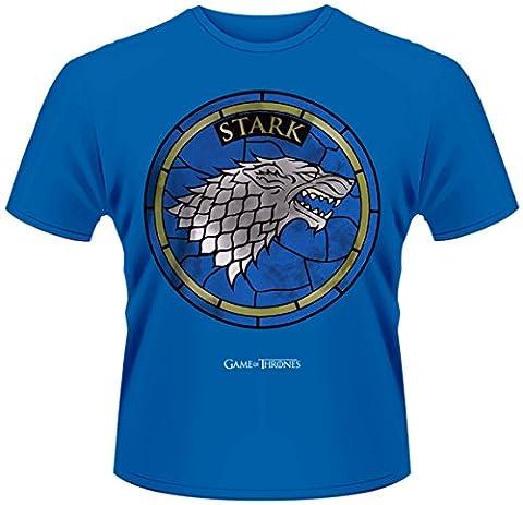 Game Of Thrones T-Shirt House Stark Größe M blue