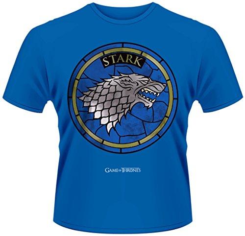 Preisvergleich Produktbild Game Of Thrones T-Shirt House Stark Größe XL blue
