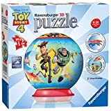 Ravensburger 11847 Toy Story 4 Puzzle, Ball, 3D