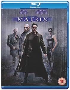 The Matrix [Blu-ray] [1999] [Region Free]