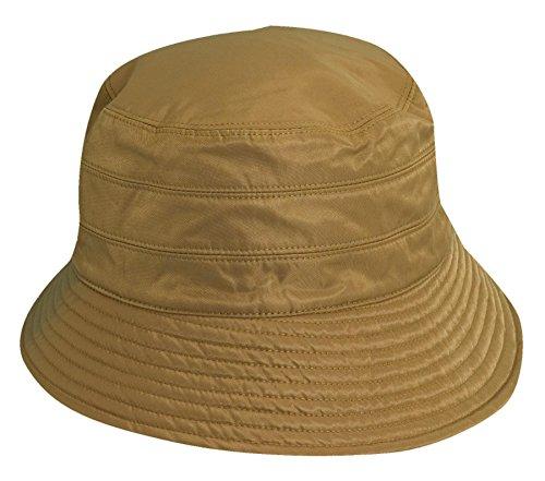 bf0e743ff6d53 Scala Clásico sombrero de lluvia de mujer. Ala con líneas de 3 pulgadas