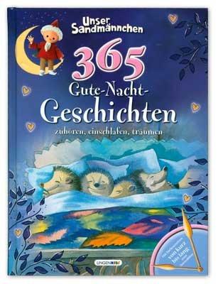 365 Gute Nacht Geschichten (unser Sandmännchen)