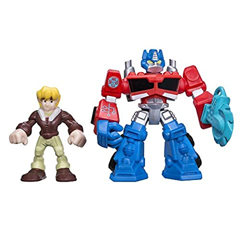 Transformers Rescue Bots - TRANSFORMERS RESCUE BOTS ENERGIZE OPTIMUS PRIME &