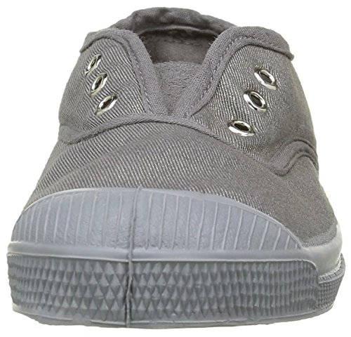 Bensimon E15149c178, Baskets Basses Fille Gris (811 Gris Clair)