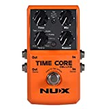 ammoon NUX Delay Effekte Electric Guitar Pedal TIME CORE DELUXE