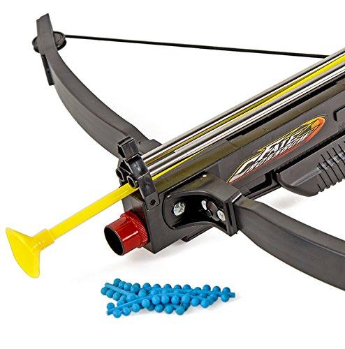 Soft-Air Armbrust Gewehr 50cm Federdruck ABS bis 0.5 Joule Kaliber 6mm Munition Air-Soft Spielzeug-Gewehr Kinder-Spielzeug ab 14 Abbildung 2