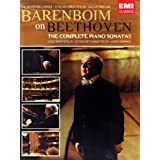 The Masterclasses : Barenboim on Beethoven (the complete piano sonatas) - Coffret 6 DVD