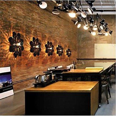 Longless 2W Moderne LED-Wandleuchte mit Streulicht 2 Zylinder Sperrschicht Ray of Light , Warm White