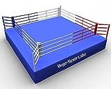 Boxring AIBA 7 x 7 m (Innenmaß 6 x 6 m, Höhe ca. 0,9 bis 1,0 m)