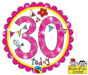 Rachel Ellen- Insignia de fiesta, Color rosa (25829)