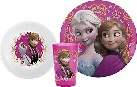Disney's Frozen 3 Piece Mealtime Set