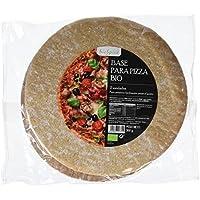 Biospirit Base Integral para Pizza de Cultivo Ecológico - 5 Paquetes de 250 gr - Total: 1250 gr