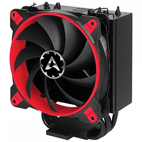 Drei-phasen-motor-controller (ARCTIC Freezer 33 TR - Tower CPU Kühler für AMD, Ryzen, Threadripper, sTR4 I Leiser 3-Phasen-Motor I Drehzahlbereich von 200 bis 1800 RPM - Rot)