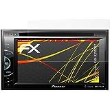 Pioneer AVH-X2500BT Film Protection d'écran - 2 x atFoliX FX-Antireflex-HD antireflets haute résolution Film Protecteur