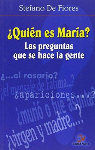 ¿Quién es María? Las preguntas que se hace la gente