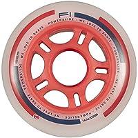 Rotoli Powerslide Wheels Set F1 78 mm/82a confezione da 8 - Longboard Rotolo