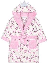 Minikidz Girls Plush Fleece Fairy Princess Dressing Gown 910392d4f