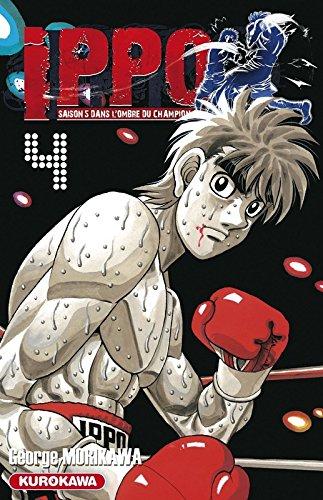 Ippo - saison 5, Dans l'ombre du champion - tome 04 (4) par George MORIKAWA