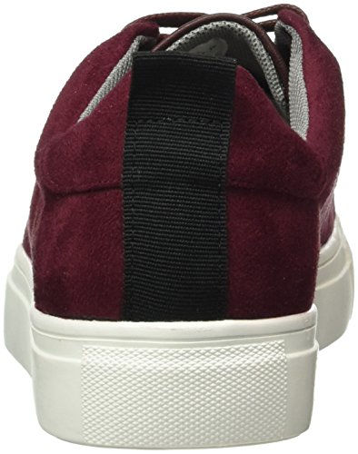 Another Pair of Shoes Taliae2, Baskets Basses Femme Rouge (Wine36)