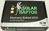 Econlux SolarRaptor elektr. Vorschaltgerät für 35W HID-Lampen Euroversion 230V