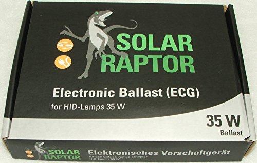 Econlux SolarRaptor elektr. Vorschaltgerät für 35W HID-Lampen Euroversion 230V -