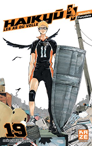 Haikyu !! - Les As du volley T19 par Furudate Haruichi