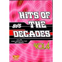 DVD Karaoké Hits Of The Decades Vol.