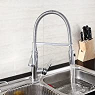 SHUYOU® Contemporary Fashion Kitchen Sink Faucets - Chrome F-0602
