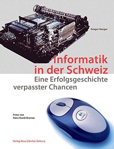 Informatik in der Schweiz: Eine Erfolgsgeschichte verpasster Chancen