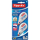 Tipp-Ex Mini Pocket Mouse Correction Tape - Pack of 2