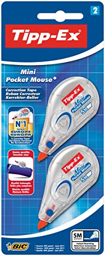 tipp-ex-mini-pocket-mouse-correction-tape-pack-of-2