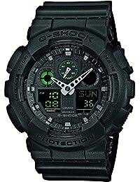 Casio De los hombres G SHOCK Analógico-Digital Deporte Cuarzo Reloj (Modelo de Asia) GA-100MB-1A