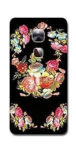 SEI HEI KI Designer Mobile Back Cover For LeEco Le Max 2 - Multicolor