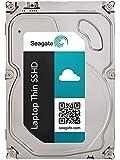 SEAGATE Laptop Thin SSHD 500GB 5400rpm SATA Self-Encrypting Drive 6Gb / s NCQ 64MB cache 6,4cm 2,5Zoll Solid State Hybrid Drive BLK