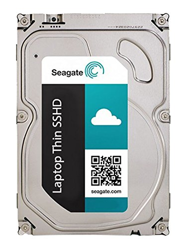 SEAGATE Laptop Thin SSHD 500GB, 5400 rpm, SATA, 64MB cache,