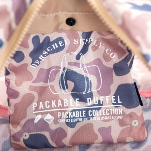 Herschel Casual Daypack (), Sac Adulte Mixte Duck Camo/Bone