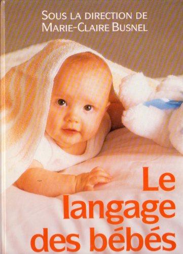 Le langage des bébés