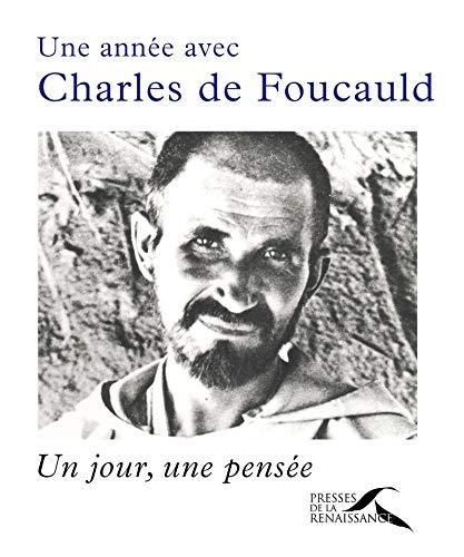 Une année avec Charles de Foucauld par Jean-Jacques ANTIER