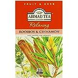 Ahmad Tea - Rooibos & Cinnamon Tea Infusion 20 Bags - 40g