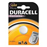 DURACELL DL1220 3V Lithium Knopfzellenbatterie 1er Pack