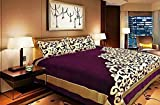 #10: Bombay bedsheets(Premium Chenille 1 Double Bedsheet With 2 Pillow Cover, size -Bedsheet- 230x250 cms, pillow -45x70 cms)