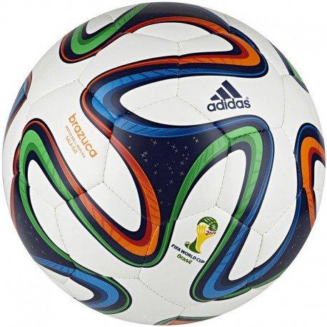 adidas Men's Sala Ballon de 5 balles Multicolore Taille 3