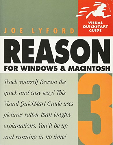 reason-3-for-windows-and-macintosh-visual-quickstart-guides
