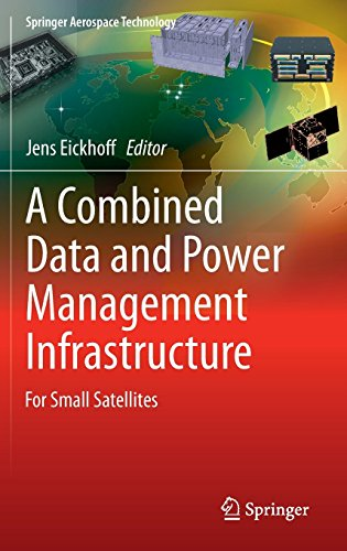 A Combined Data and Power Management Infrastructure: For Small Satellites (Springer Aerospace Technology) by Jens Eickhoff (Editor) (8-Jul-2013) Hardcover