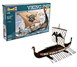 Revell 05403 - Viking Ship Kit di Modello in Plastica, Scala 1:50